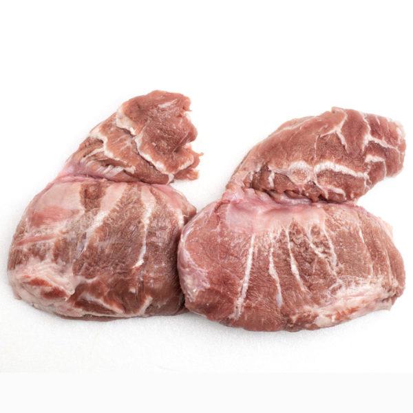 Carrilleras de cerdo ibérico