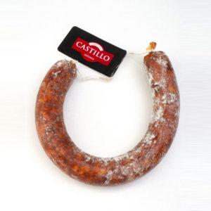 Chorizo ibérico casero, Chorizo ibérico extremeño, comprar chorizo casero